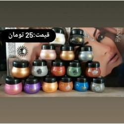واکس مو در رنگبندی مختلف