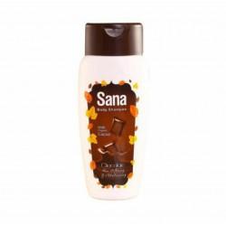شامپو (شکلاتی) بدن سانا | Sana